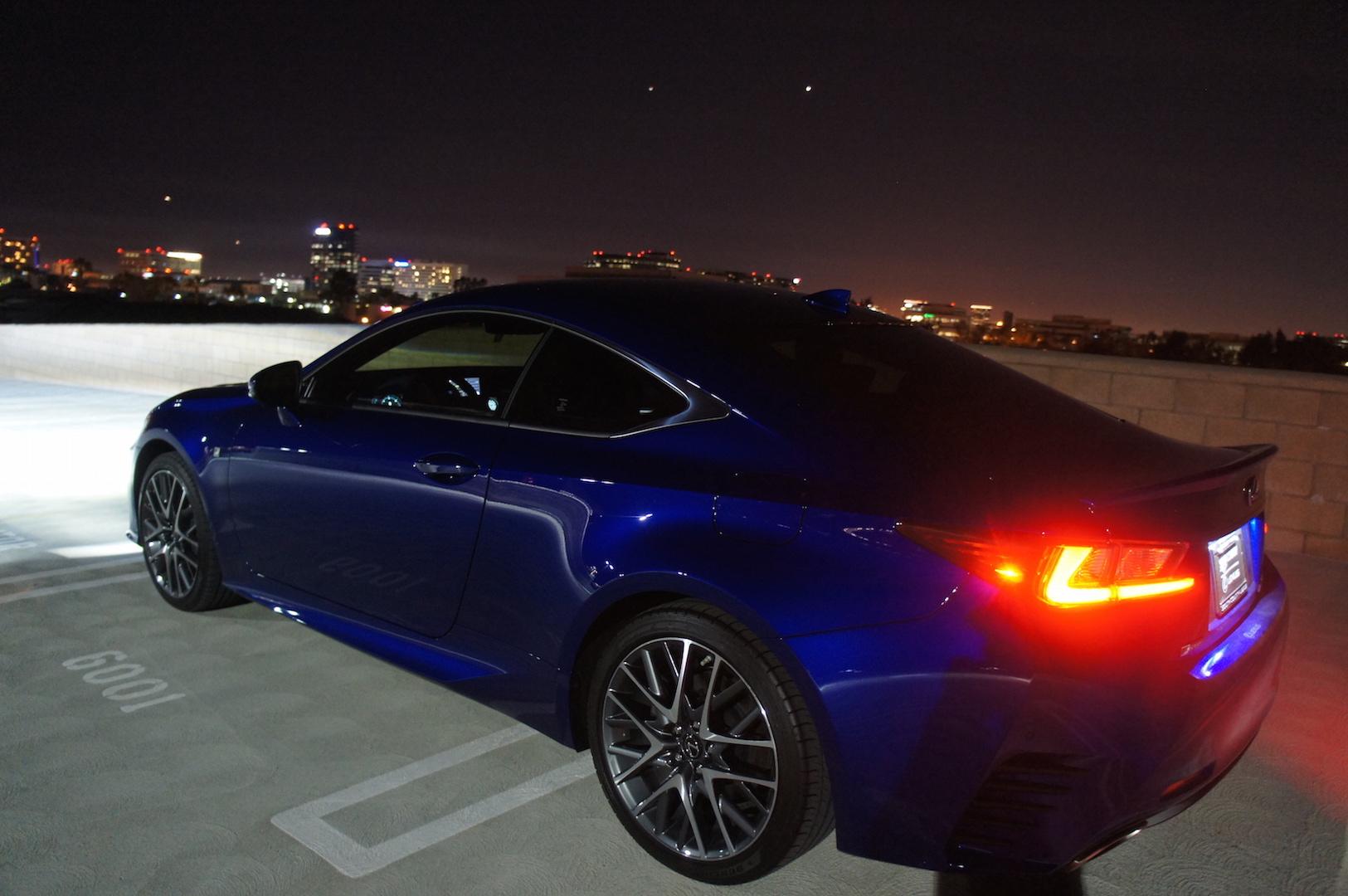 My ultrasonic blue rc350 f sport lexus rc350 rcf forum